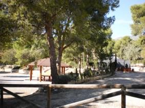 Recreational Area: Victoria de Rojas