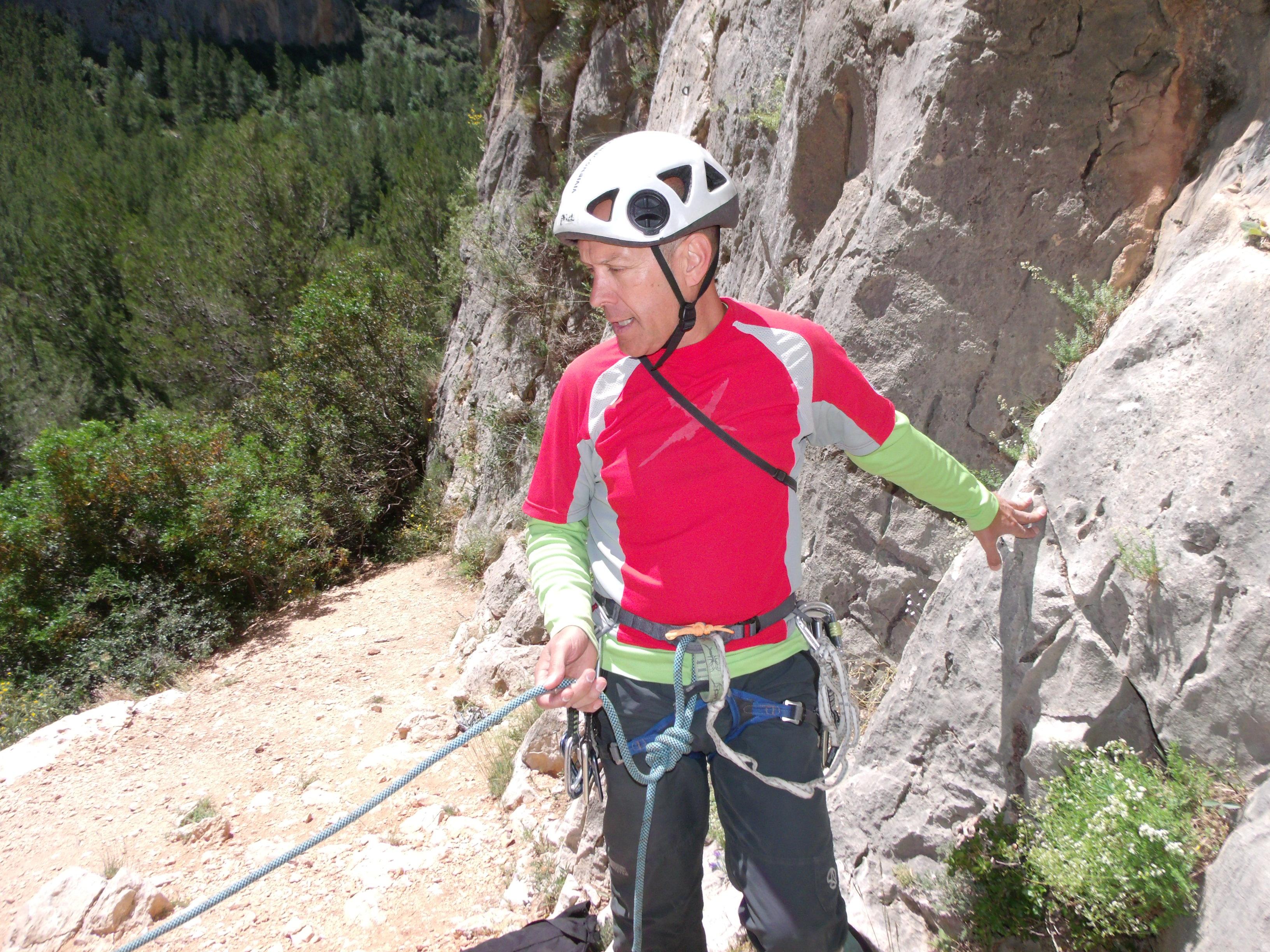 Curs d'Escalada en Roca