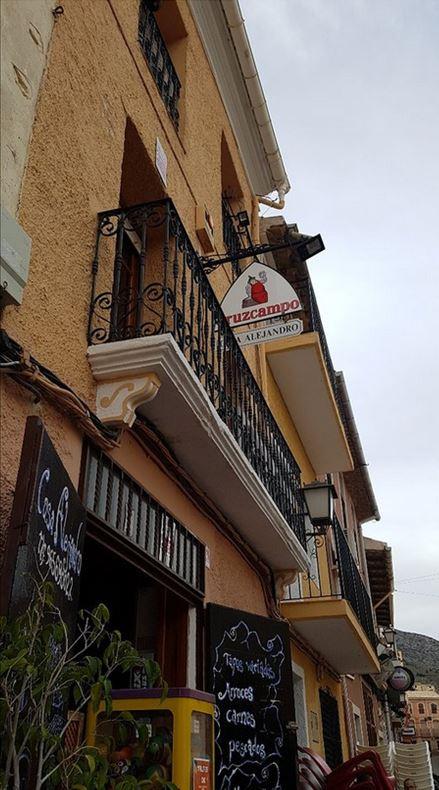 Bar Restaurante Casa Alejandro