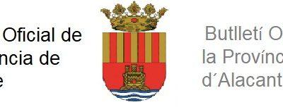 SEGUNDA CONVOCATORIA DE AYUDAS PARÉNTESIS DEL MUNICIPIO DE AIGÜES EN EL MARCO DEL «PLAN RESISTIR» (2021)